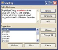 Picture of RapidSpell Desktop .NET