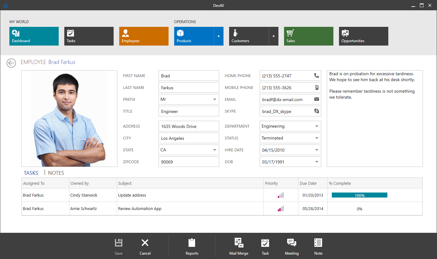 DXperience WPF