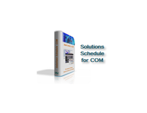 Bild von Solutions Schedule for COM